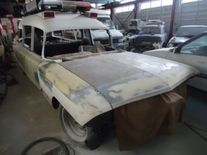 Cadillac-Miller-Meteor-Ecto-1-project