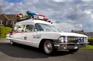 Ghostbusters-car-for-hire